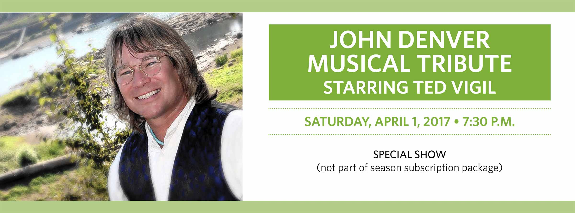 John Denver Musical Tribute