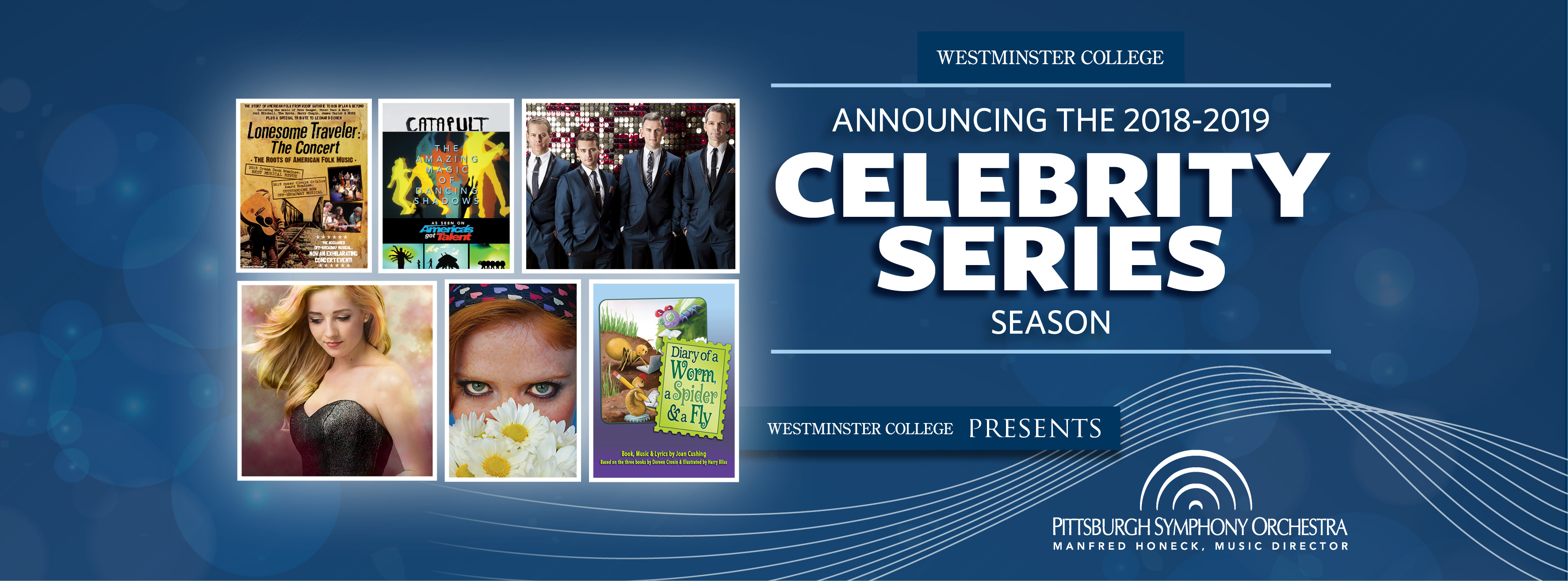 Events and Performances | Westminster College | SLC, UT