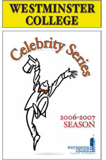 Box Office \\ Celebrity Series - Westminster College