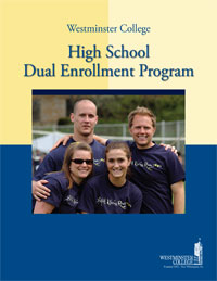 Dual Enrollment brochure