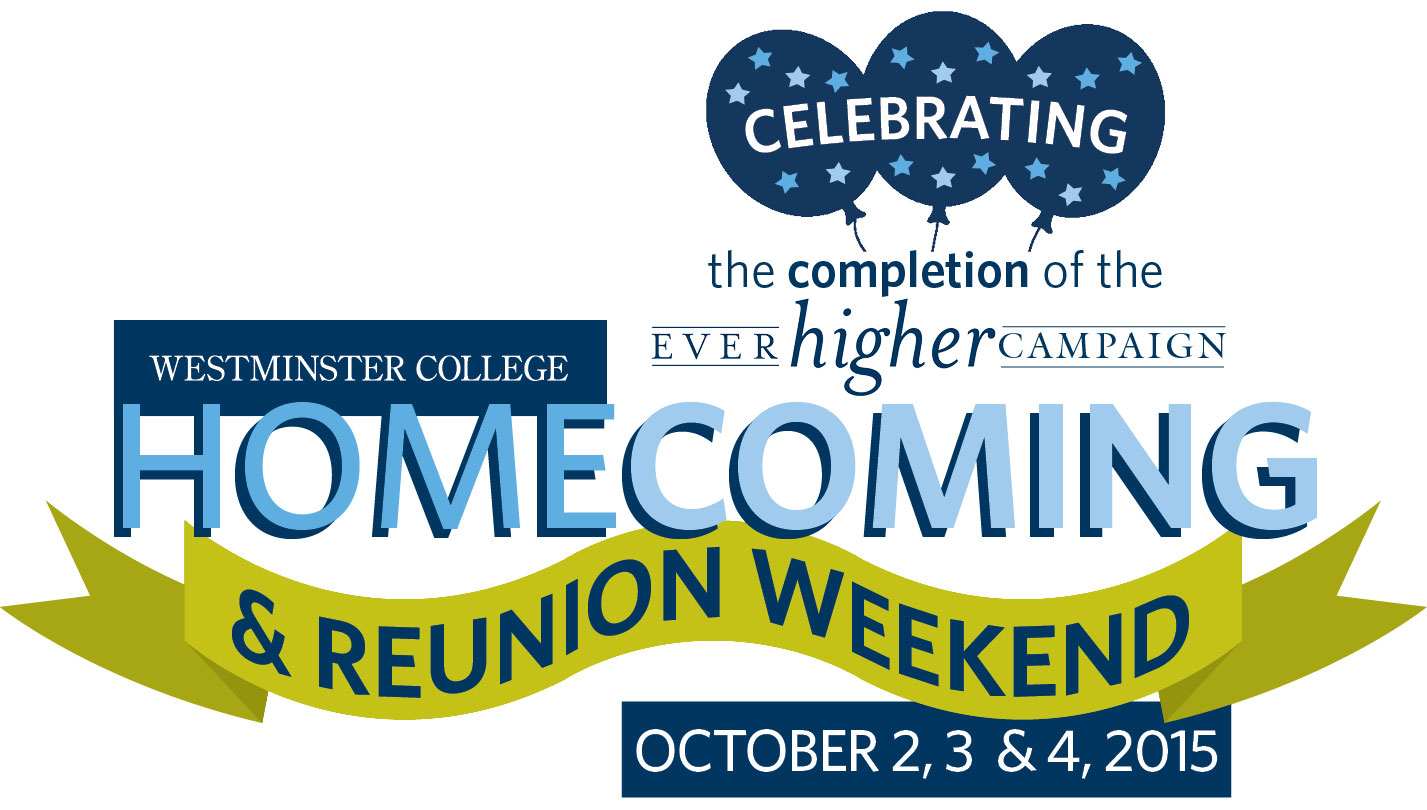 Homecoming & Reunion Weekend Logo