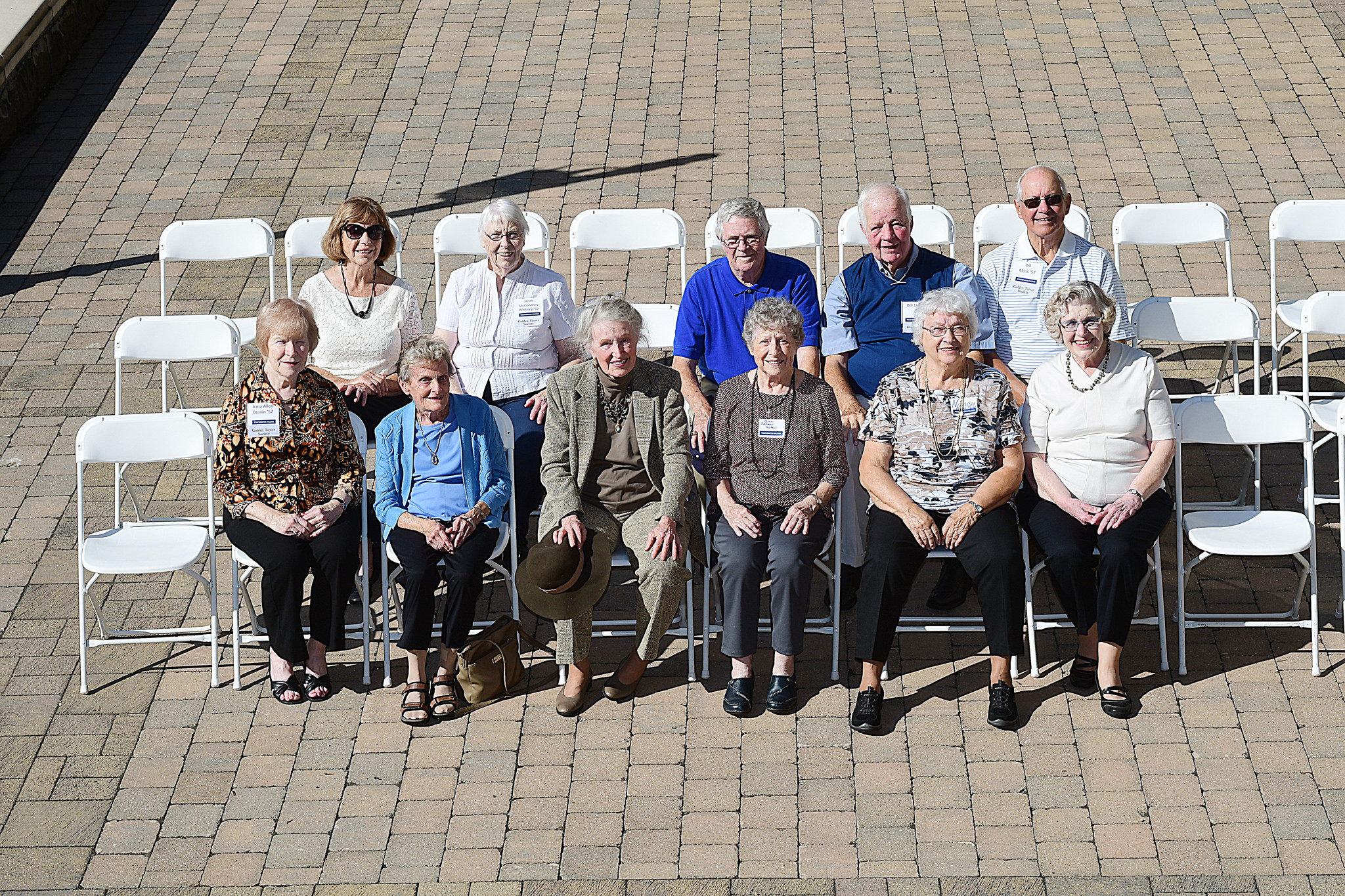 Reunion Photo for the Class of 1962