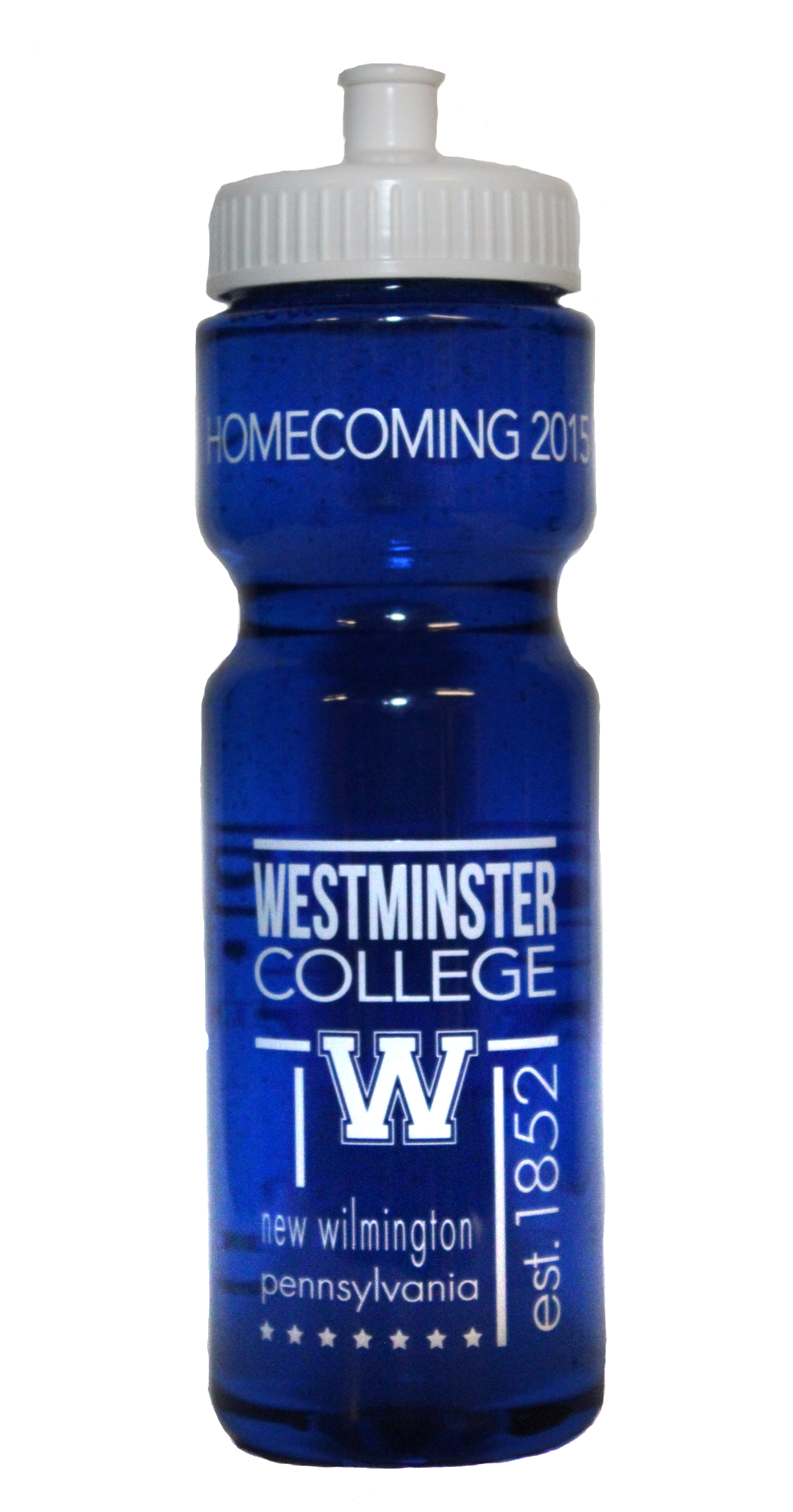 Homecoming water bottle