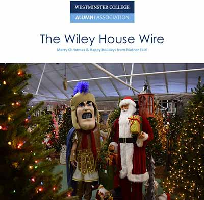 Wiley House Wire Newsletter