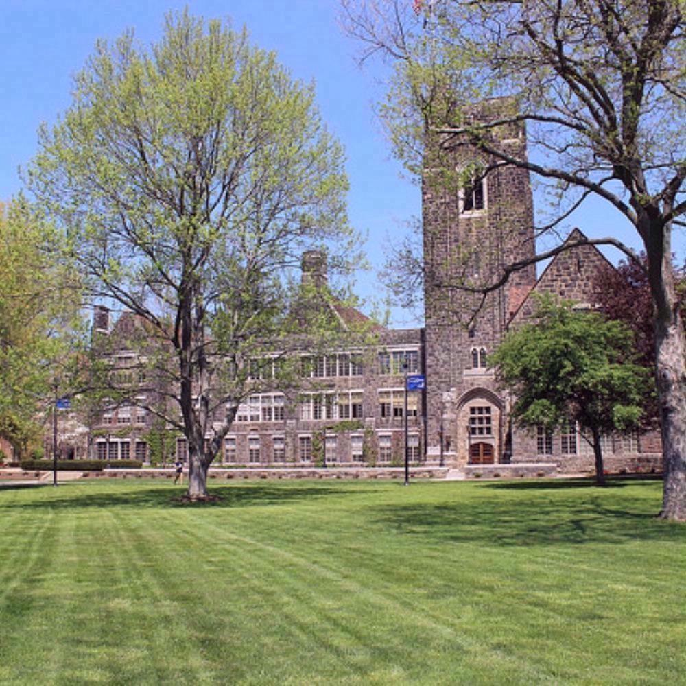 Small Liberal Arts Colleges >> Rankings \ News & Events \ About \ Westminster College