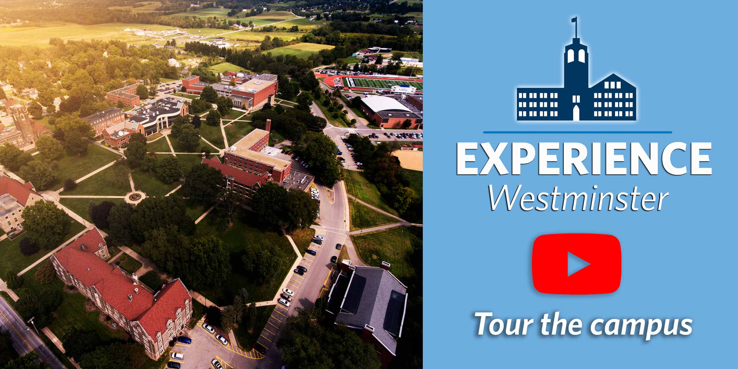 Westminster College Campus Tour 2019